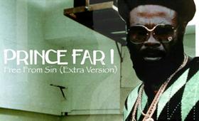Pochette et livret CD / Prince Far I