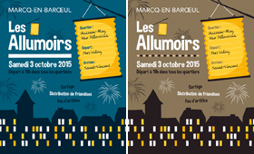 Affiche Les Allumoirs