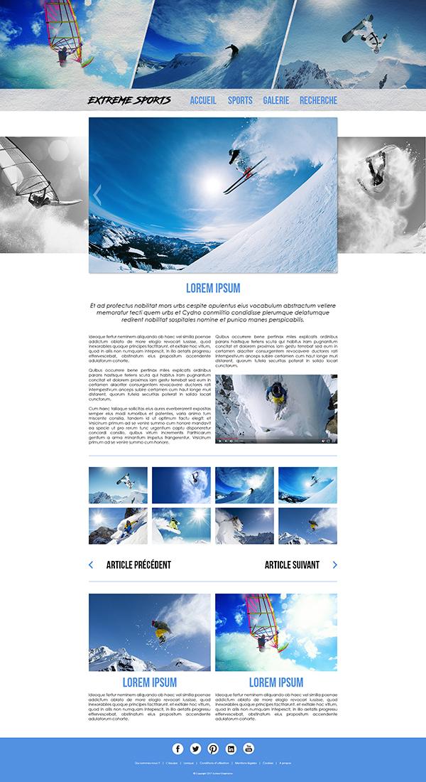 web-design-extreme-sports