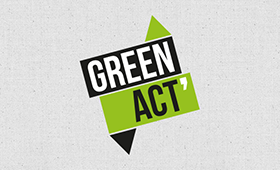 Logotype Green Act'