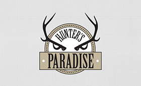 Logotype Hunter's Paradise