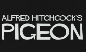 Alfred Hitchcock's Pigeon